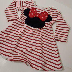 Baby Gap Disney Minnie Mouse Dress, Sz 3 Years